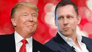 Trump Thiel 1