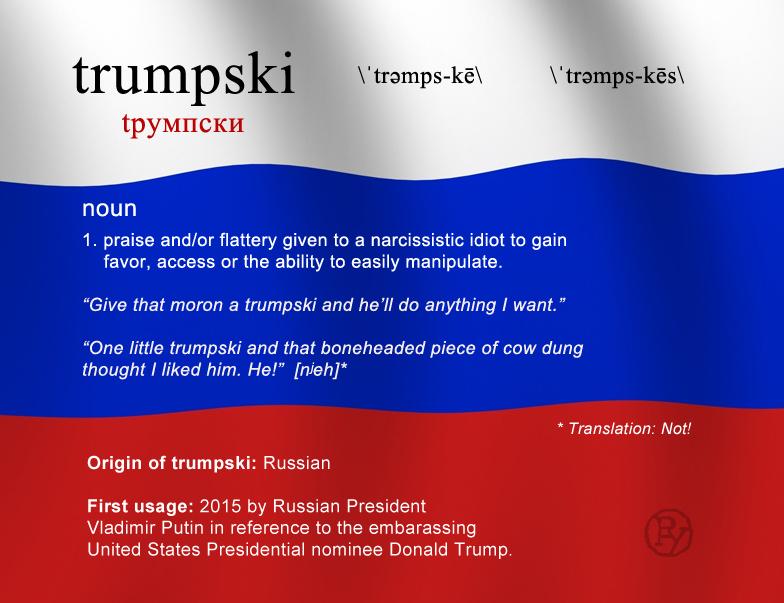 trumpski-noun