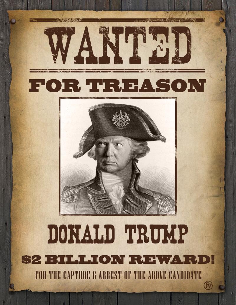 Trump wanted3