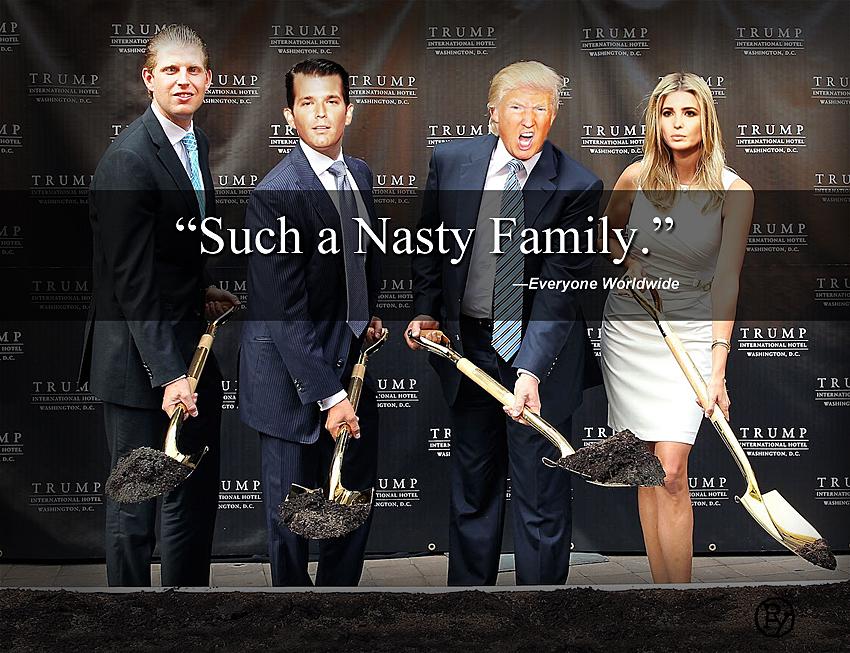 trump-family-nasty