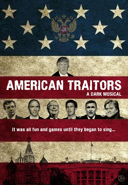 "Whistleblower Blues? ""American Traitors"" Headed To Broadway"