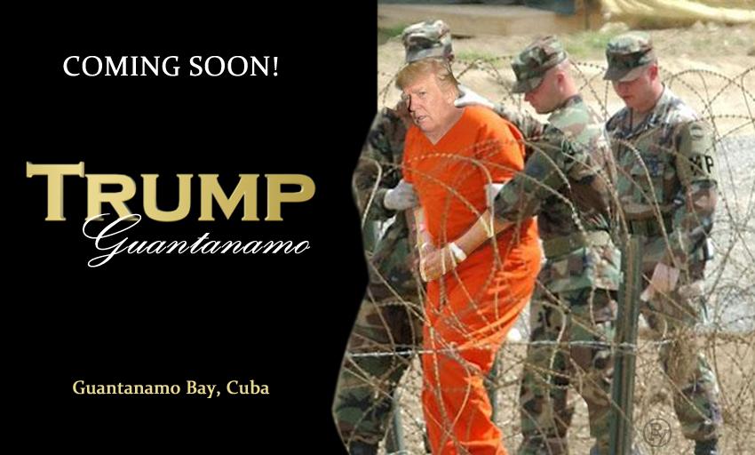 Trump Guantanamo