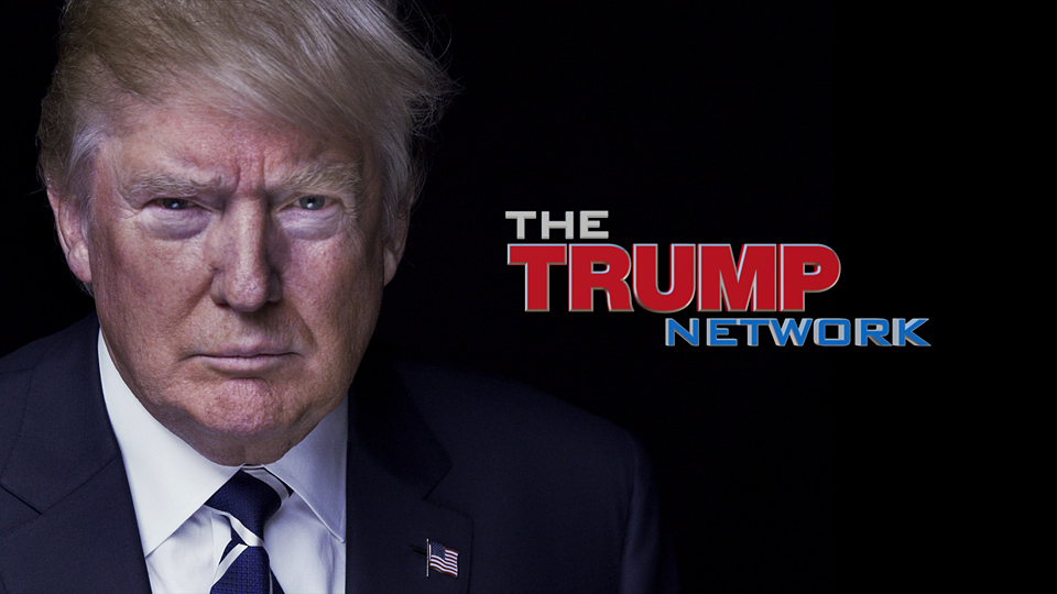FIRST LOOK AT EMBARGOED PROMO SPOT FOR 'THE TRUMP NETWORK' (FORMERLY KNOWN AS 'FOX NEWS')