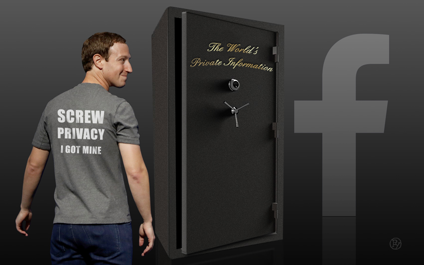 Zuck's World: It's Lonely at the Top (For Good Reason)