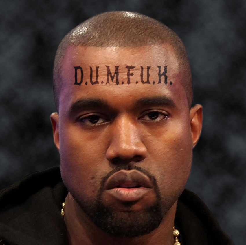 Exclusive: First Look at Kanye West's New Album Cover