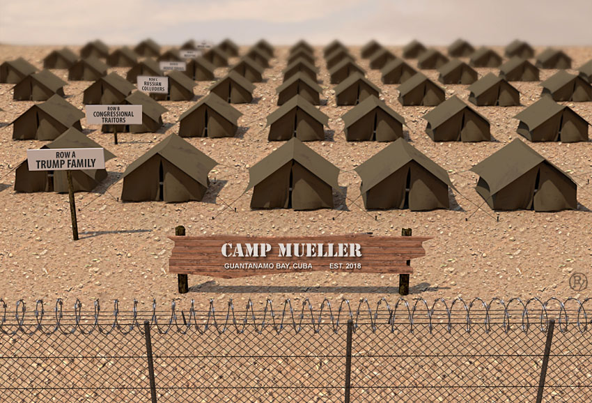 Donald Trump, Jr. Set to Relocate to Camp Mueller