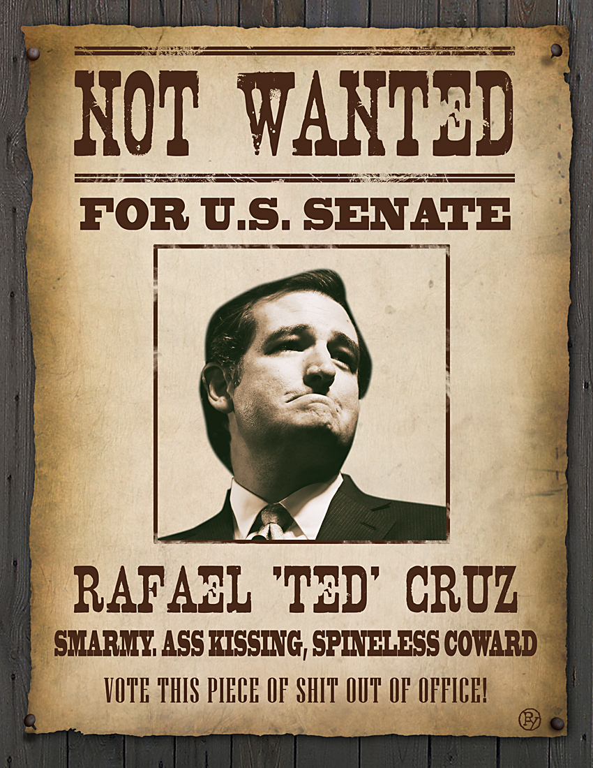 'Sniveling Coward' Donald Trump to Campaign for 'Lyin' Ted' Cruz in Texas