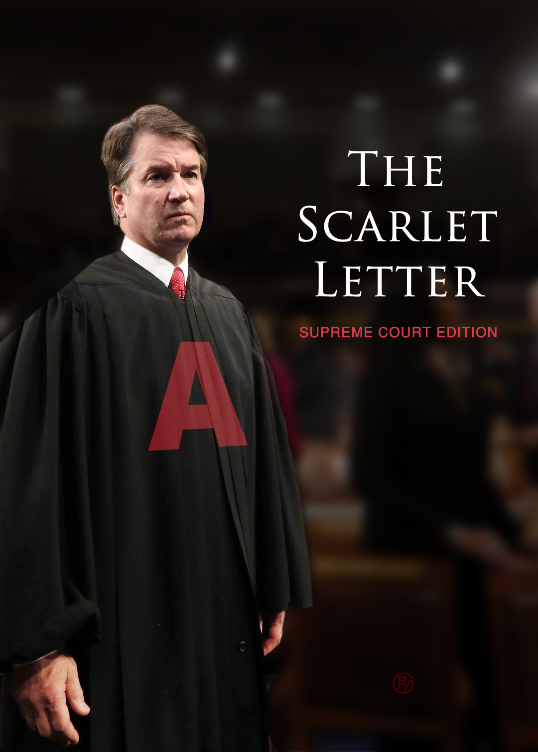 First Look at Official Brett Kavanaugh Scotus Portrait