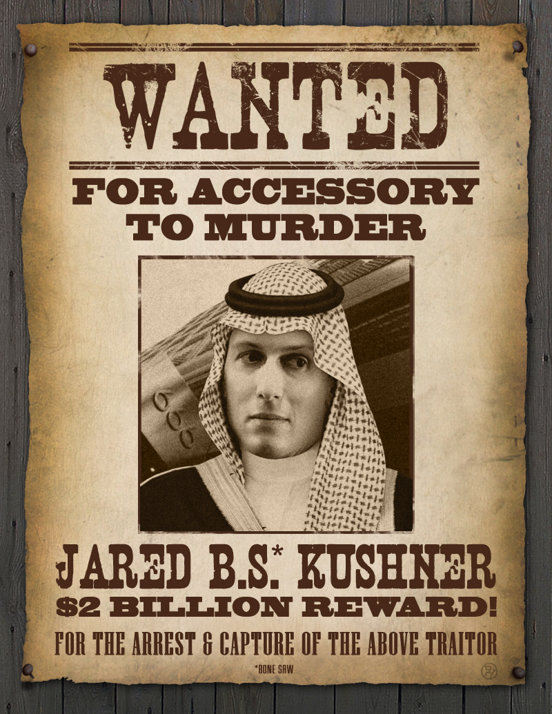 Bowing to International Pressure, U.S. Releases Wanted Poster for Suspect in Jamal Khashoggi Murder