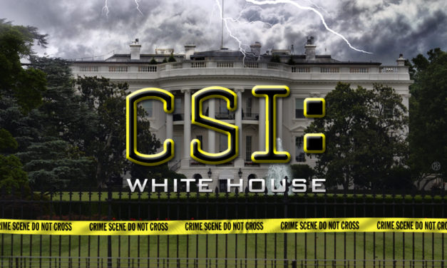 CBS Commits to Six Episodes of CSI: White House; Iconic Franchise Will Focus on Criminal Activities of Current President Trump, His Family & Associates