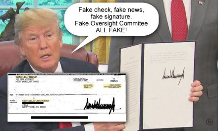 Jim Jordan Denies Trump's $35k Check Exists