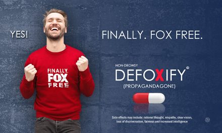 DeFoxify:  New Purdue Pharma Pill Promises Hope For Fox News Addicts