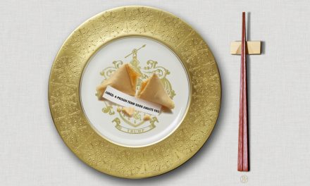 Restaurant's Fortune Cookie Prophecy Unnerves Jared Kushner