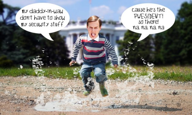 Jared Kushner Dances Away The Security Clearance Blues