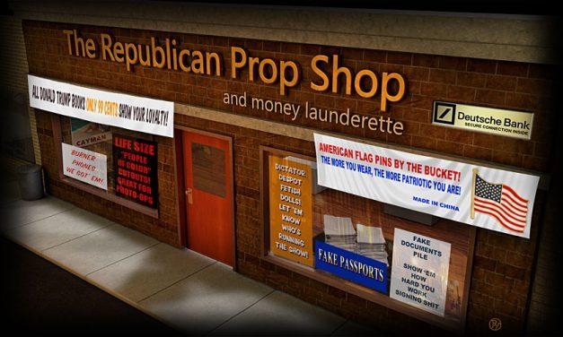GOP Opens Propaganda Storefront on K Street