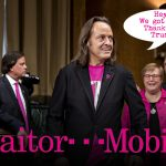 Citing Rewards Program, Fresh Towels, T-Mobile Denies Accusation $200,000 Spent at Trump's Washington Hotel Constituted a Bribe