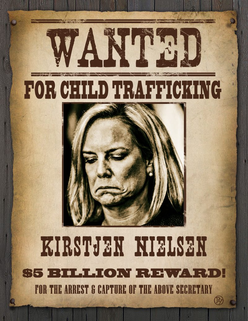 Breaking: Kirstjen Nielsen Reportedly Flees Capitol