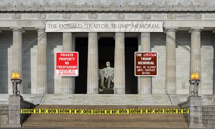 Trump's Makeover of the Fourth of July Includes Renaming Lincoln Memorial