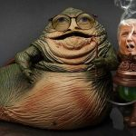 Attorney General Bill Barr and Donald Trump In Happier Times