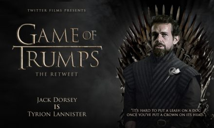 "Twitter CEO Jack Dorsey Buys Game of Thrones Franchise; Will Act in New Series ""Loosely Based"" on Trump Family"