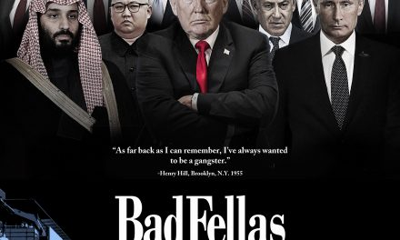 """BadFellas:"" Ivanka Trump & Kellyanne Conway Breathe a Sigh of Relief. ""At  Least We're Not In the Poster."""