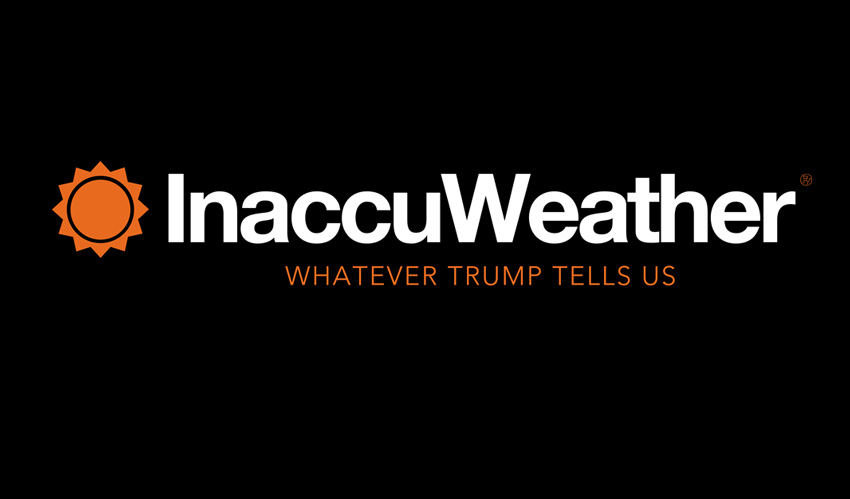 Trump's Nominee for NOAA Chief Withdraws, Announces New Trump-Based Weather Forecasting Venture