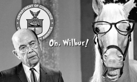 Mr. Ed Expresses Disappointment With Wilbur Ross