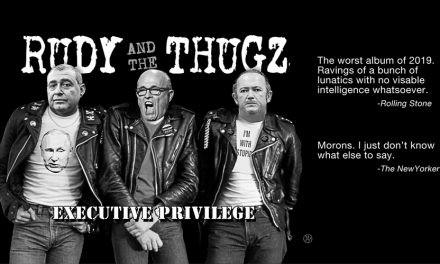 "Rudy and The Thugz' ""Executive Privilege"" Named Worst Debut Album in Rock Music History"