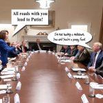 Transcript of Pelosi Trump White House Exchange Released