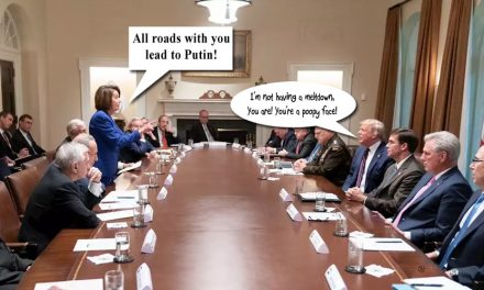 Transcript of Pelosi Trump White House Exchange Released