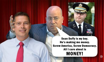 Jeff Zucker Orders Sean Duffy Temporarily Banned From CNN's Cafeteria