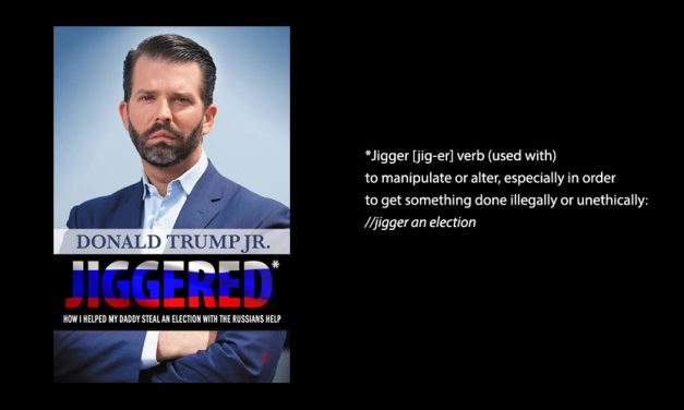 Literary Gadfly Donald Trump, Jr. Comes Clean in New Book