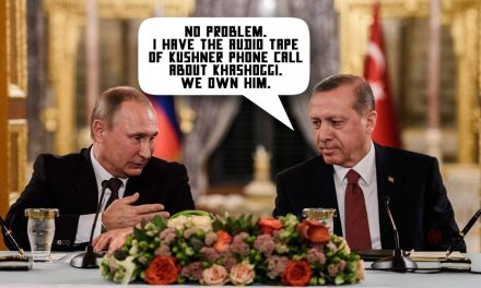 Custody of Ailing, Confused Trump to be Shared Jointly by Erdogan & Putin After Family Refuses Care-Giving Role