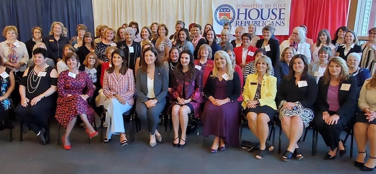 New Hampshire Republican Women Furious After Learning Nikki Haley Isn't White