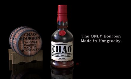 """Chao Bourbon"" Will Be The First Product From Hongtucky, China's Newest Province, Says Co-Owner Mitch McConnell"