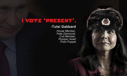 Stark Billboards Target Tulsi Gabbard