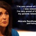 Republicans Shocked to Learn Nikki Haley Isn't White