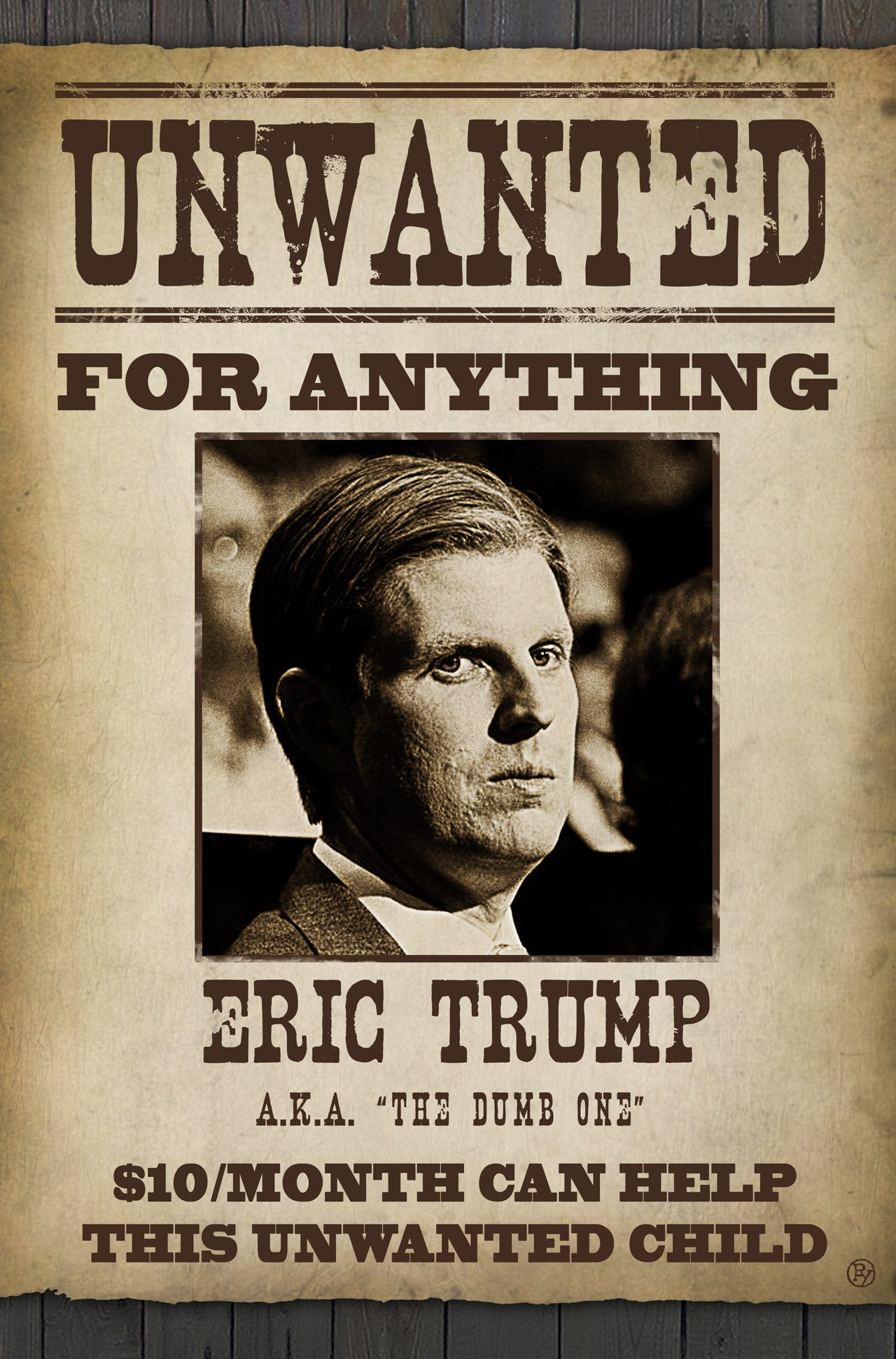 Eric The Lost? Nationwide Hunt On For Trump Son