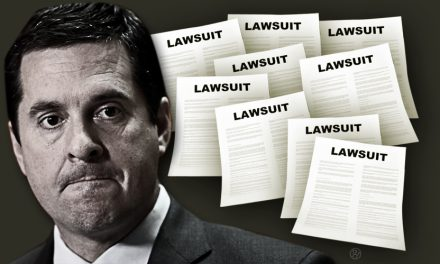 Devin Nunes Announces He Will Sue … Everyone
