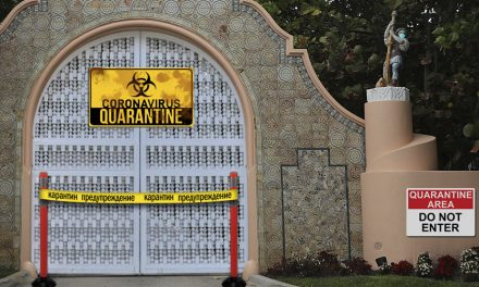 Gates of Hell to be Relocated at Mar-a-Lago and Renamed Corona-Lago
