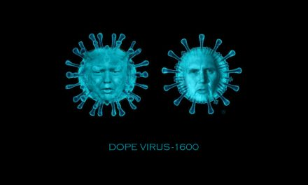 CDC Says Ground Zero for New DopeVirus is 1600 Pennsylvania Avenue