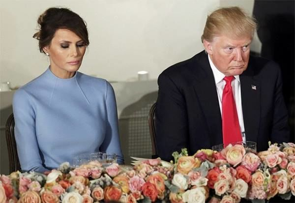 BREAKING: Trump Reportedly Resigning Presidency to Spend More Time with His Family, Including Melania