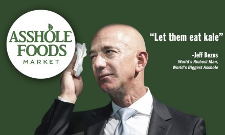 """Let Them Eat Kale,"" Says Bezos to Whole Food Workers"