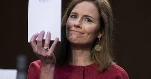 Amy Barrett Tells Trump He's Untouchable